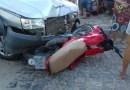Vídeo mostra grave acidente supostamente registrado nesta quinta (22) no Noé Trajano aqui em Patos. Veja