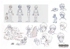 Haw Concept Character