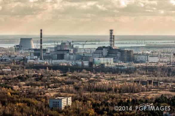 Δείτε πως είναι το Τσέρνομπιλ, 28 χρόνια μετά την πυρηνική καταστροφή! (pics+vids)