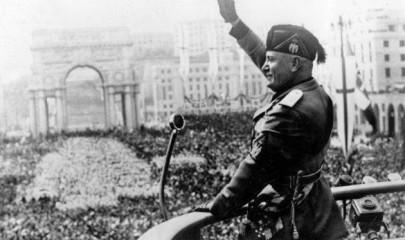 Mussolini-fascismo