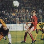 Nantes / Sion, coupe d'Europe 1994/1995