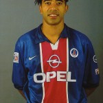 Photo officielle du PSG 1998/1999 (Photo : Ch. Gavelle - PSG)