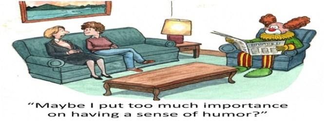 Top 5 Reasons Develop Good Sense Humor