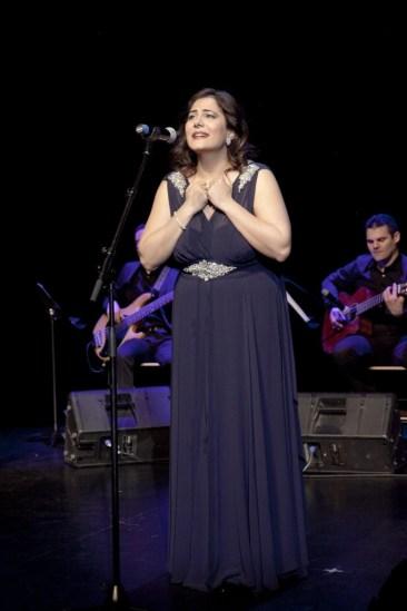 Florilège de chansons libanaises à Courbevoie. Crédit Photo © Tony El Hage.