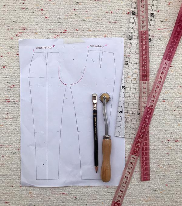 aulas de modelagem