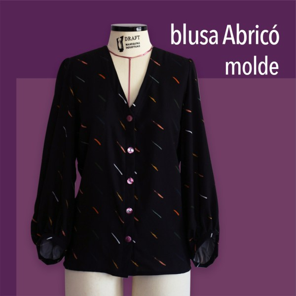 blusa Abricó