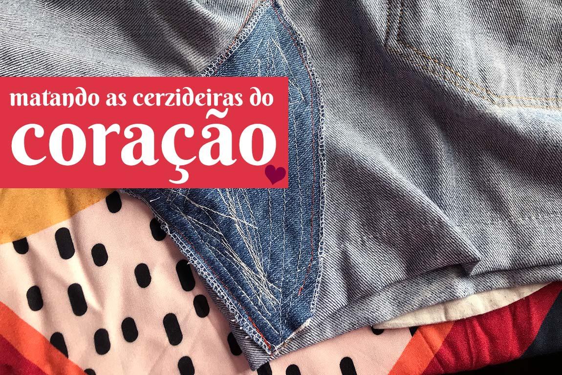 O que é cerzido | Patricia Cardoso