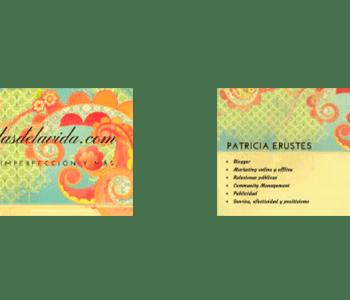 Diseños exclusivos en tarjetas de visita