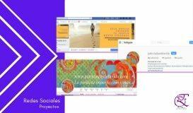 Creación, desarrollo y dinamización de redes sociales
