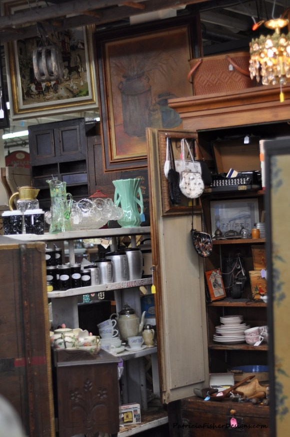 Fishers Beehive at Marketplace Antiques Oneonta NY