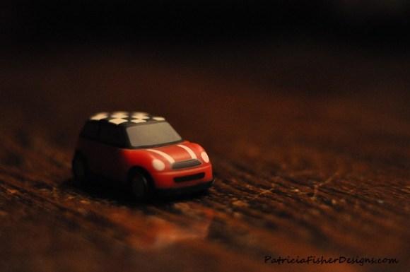 Mini Cooper/flash drive