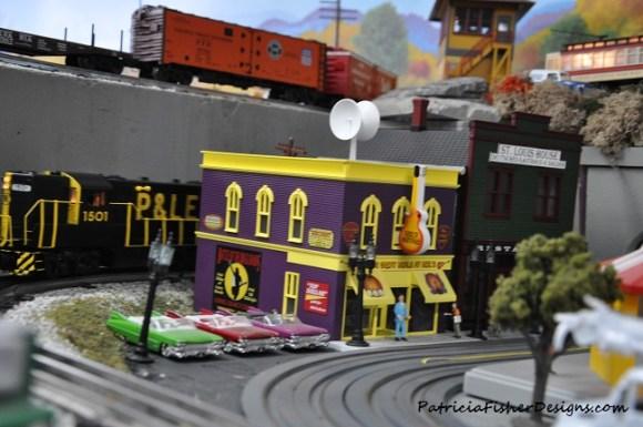 Lionel trains