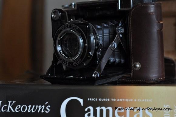vintage camera Zeiss