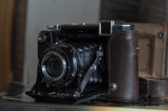 Zeiss vintage camera