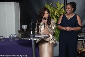 Patricia Haley Charity - Banquet Success!