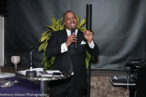 Patricia Haley Charity - Banquet - Pastor Carlton P. Byrd
