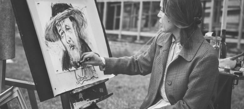 Patricia Haley Charity Therapeutic Art Classes