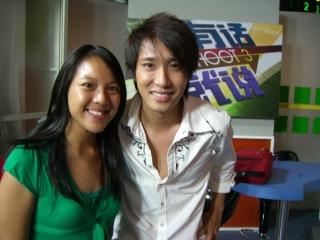 Dasmond and Lin Ru Jing