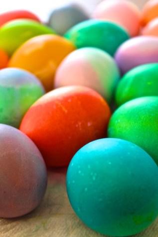 eggs close