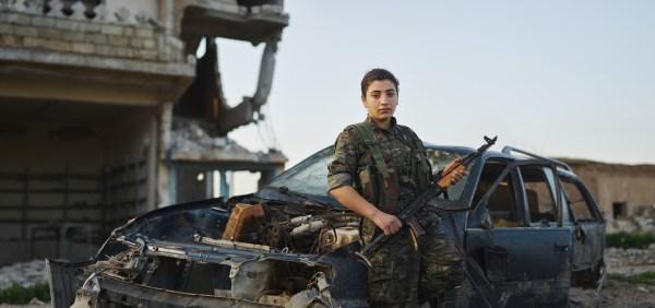 Guerrilla Fighters of Kurdistan | Patricia McMahon