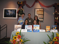 San Diego Tour: Vista Library Welcomes Children's Authors