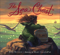 #PictureBookMonth Theme: Sea :|: Read The Sea Chest by Toni Buzzeo