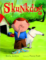 Dogs: Skunkdog #picturebookmonth #literacy #elemed