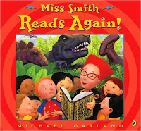#Library: Miss Smith Reads Again! #picturebookmonth #literacy #elemed