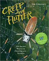 Nature theme suggestion: Creep and Flutter #picturebookmonth #literacy #nature