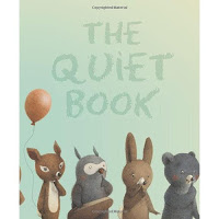 The Quiet Book #picturebookmonth #literacy #edchat #elemed