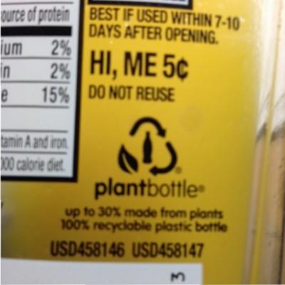 "Are PlantBottles ""better"" plastic? #scichat #STEM #eco #plasticpollution"