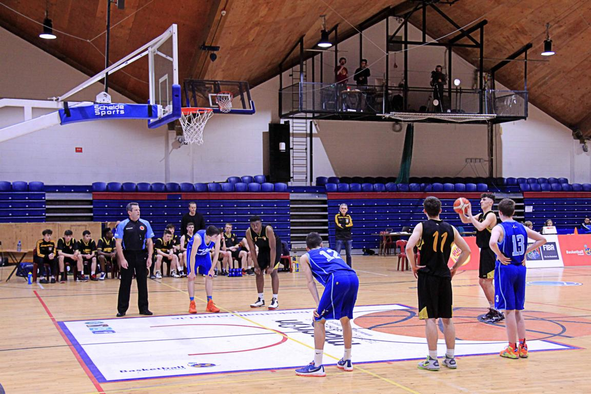 U19 All-Ireland Basketball Final Pictures