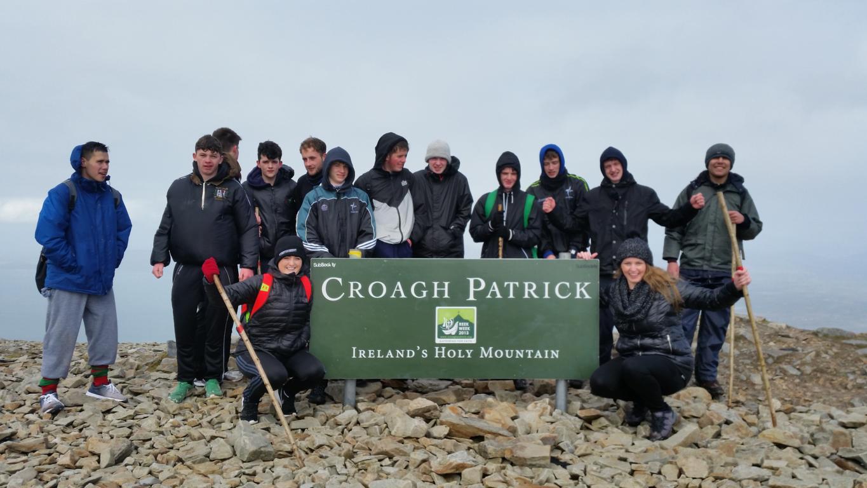 Croagh Patrick Climb