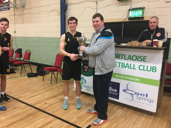 U19 Basketballers Retain Midlands Title