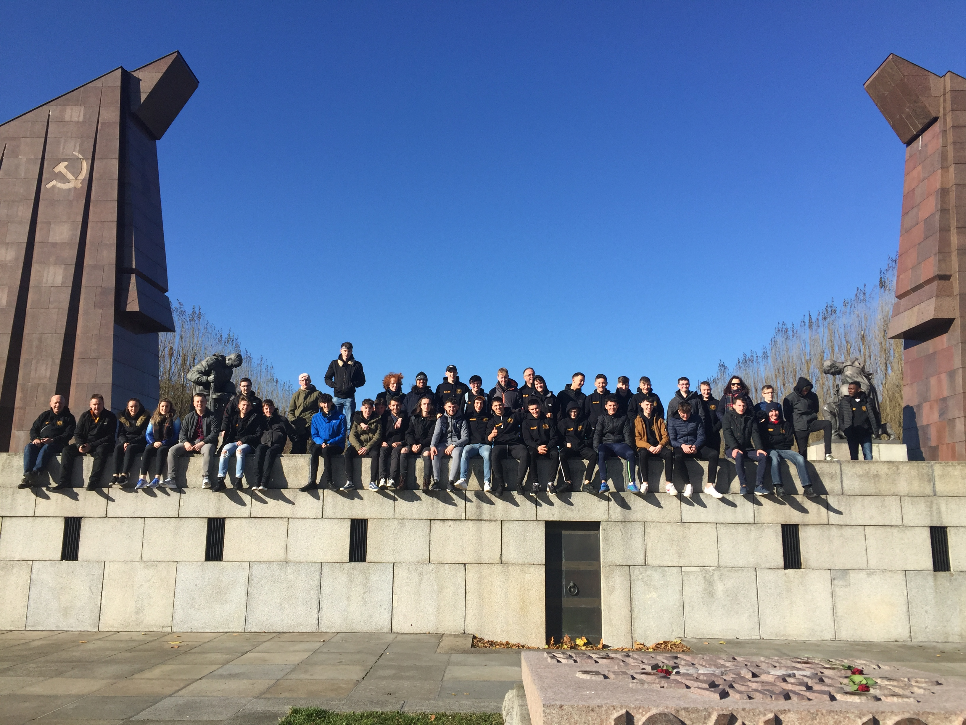 History/German Tour to Berlin
