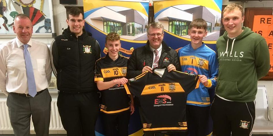 GAA Department Launch New Jersey Sponsorship