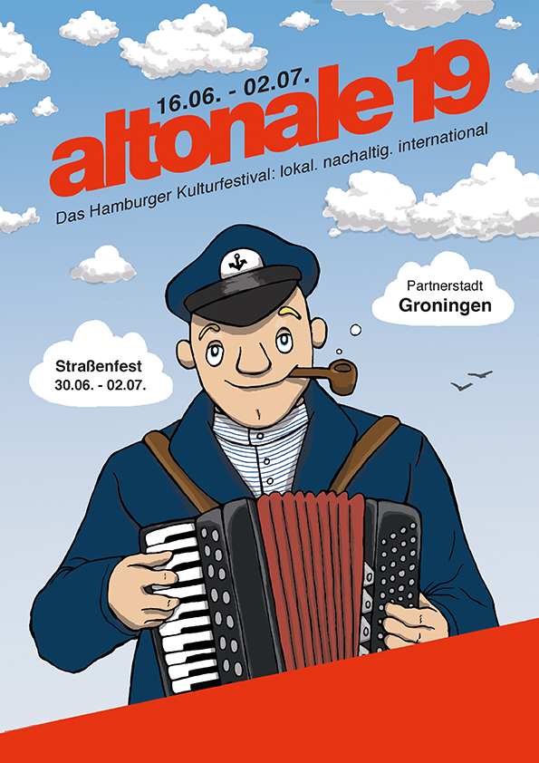altonale 2017 Seemann