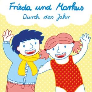 Bilderbuch Frieda und Markus
