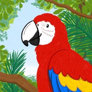 Memo Papagei