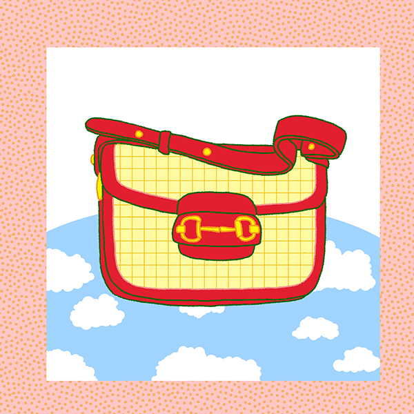 Editorial Luxus Bag 1