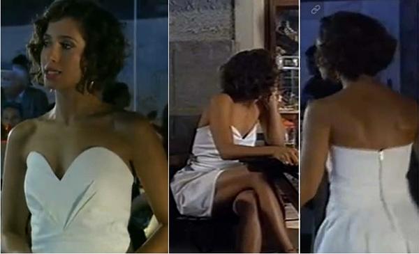 vestido branco carol insensato coracao1 - Vestidos de Insensato Coração