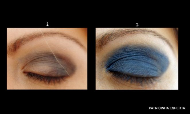 Blog253 - Tutorial: Make Azul e Dourado