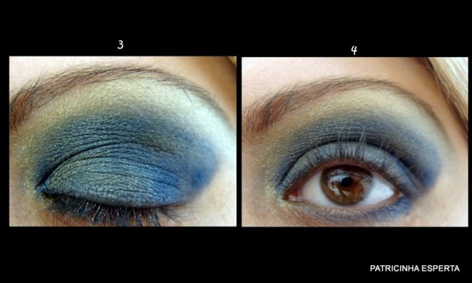 Blog273 - Tutorial: Make Azul e Dourado