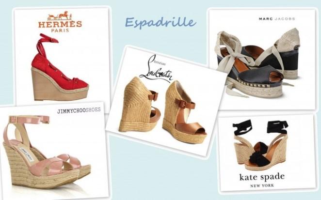 Espadrille e1312840400173 - Se Amarre neste Verão – Sandálias de Corda ESPADRILLE