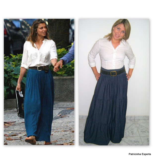 Meu look - Nova Sessão - Look do Dia