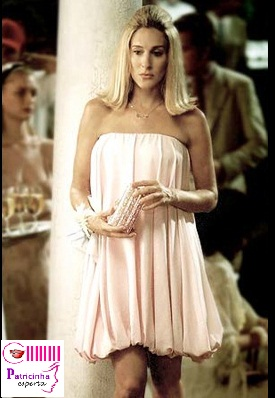 carrie vestido david dalrymple casamento em hamptons1 - Elegantíssima Sarah Jessica Parker X Poderosíssima Carrie Bradshaw