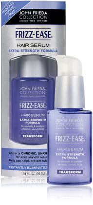 hair serum extra strength formula - Eu Uso - John Frieda - Serum - Ease Hair Serum Thermal Protection Formula