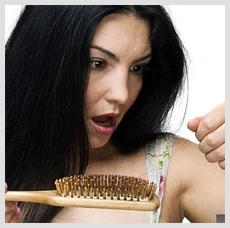 s - Queda de cabelos - Parte I
