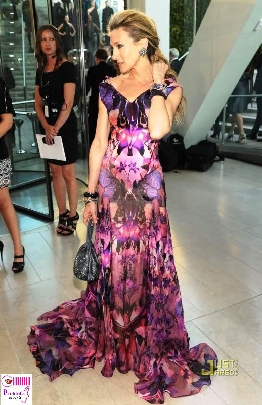 sarah jessica parker cfda fashion a - Elegantíssima Sarah Jessica Parker X Poderosíssima Carrie Bradshaw