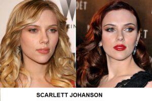scarlett johanson 300x200 - LOIRAS X MORENAS